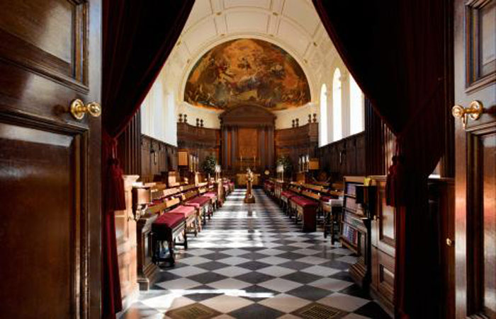 The Royal Hospital Chapel