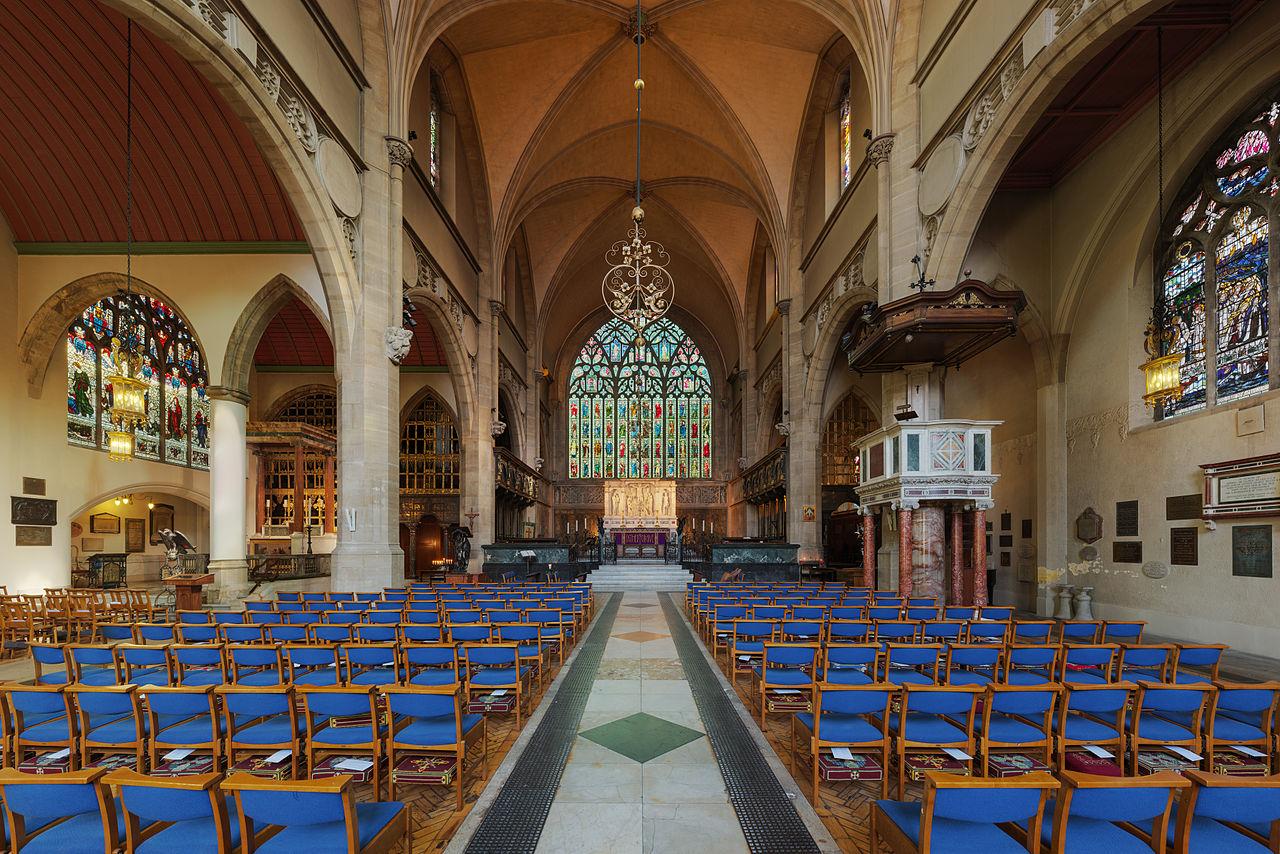 Holy Trinity Sloane Street